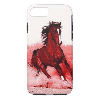 Running Horse Tough iPhone 7 Case