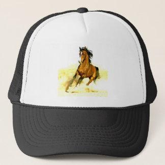 Running Horse Trucker Hat