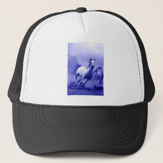 Running Horse Trucker Hat