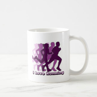 Running iGuide Cool Down Coffee Mug