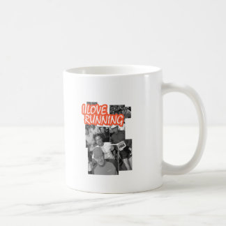 Running iGuide Hitting the Wall Coffee Mug