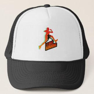 Running iGuide Intervals Trucker Hat