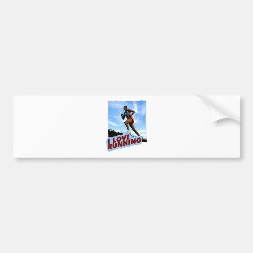 Running iGuide Sprint Bumper Sticker