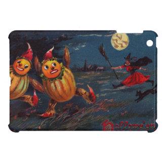 Running Jack O Lantern Men iPad Mini Cover
