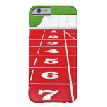 Running Lanes on the Track iPhone 6 iPhone 6 Case