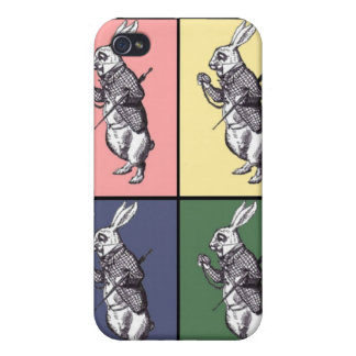Running Late Pop Art iPhone 4/4S Covers