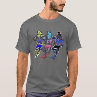 Running Men T-Shirt