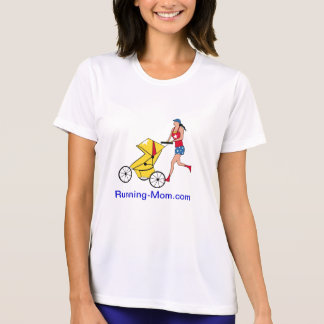 Running Mom Shirts