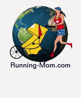 Running Mom World Shirt
