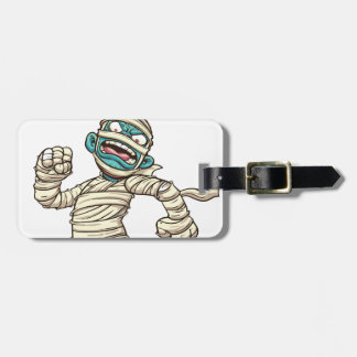 running mummy2 bag tag
