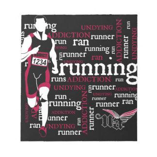 Running Notepads