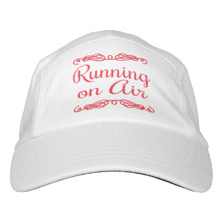 Running on Air Headsweats Hat