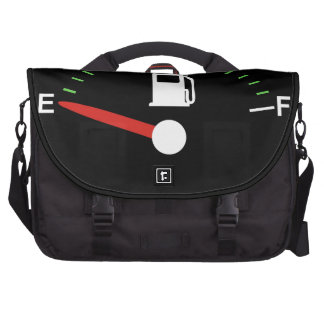 Running on Empty Laptop Commuter Bag