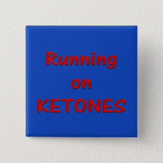 Running On Ketones Button