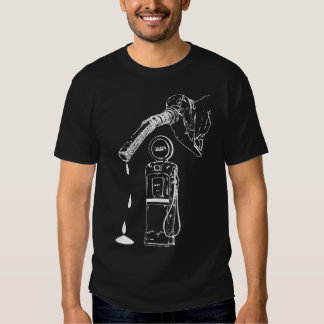 Running out of Gas Tee Shirt