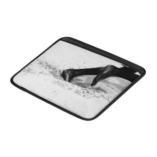 running out of sand MacBook air sleeve