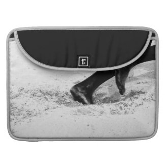 running out of sand MacBook pro sleeve