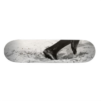 running out of sand skateboard