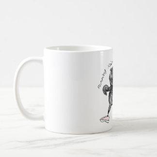 Running Owl Coffee Mug