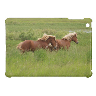 Running Palominos Horse-lovers Case iPad Mini Case