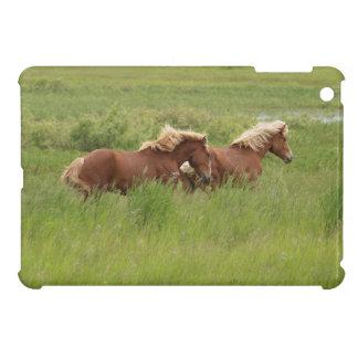 Running Palominos Horse-lovers Case iPad Mini Case