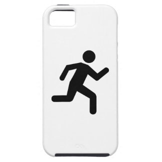 Running person iPhone 5 cases