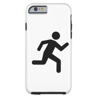 Running person iPhone 6 case