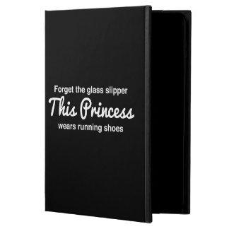 Running Princess iPad Air Covers