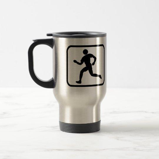 Running Pro Travel Mug