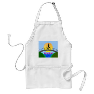 RUNNING PRODUCTS ADULT APRON