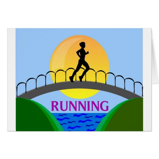 RUNNING PRODUCTS CARD