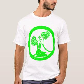 Running rabbit (green) T-Shirt