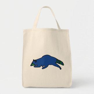 Running Raccoon bag