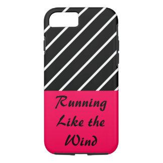 Running Rose Pink Gym Sports Workout CricketDiane iPhone 7 Case