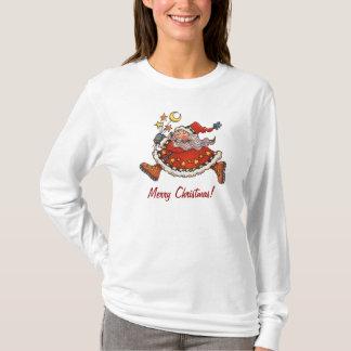 Running Santa T-Shirt
