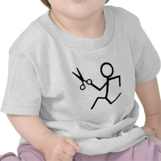 Running Scissors Tee Shirts