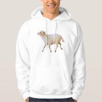 Running Sheep Hoodie