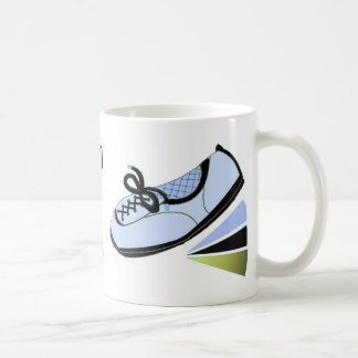 Running Shoe - Born to Run Coffee Mug
