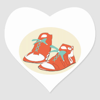 Running Shoes Stickers
