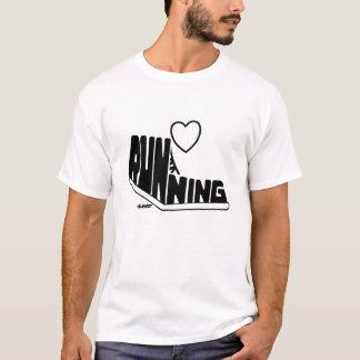 RUNNING SILHOUETTE T-Shirt