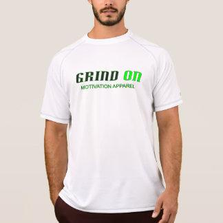 Running Sleeveless Lime Green T-Shirt