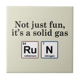 Running Solid Gas Elements Ceramic Tiles