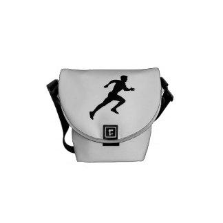 Running sprint courier bag