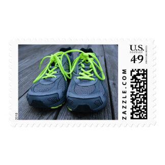 Running Stamp