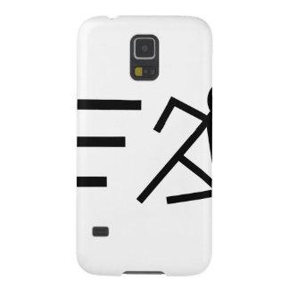 Running Stickman Galaxy S5 Covers