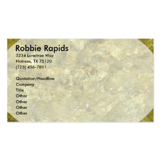 Running Stream Double-Sided Standard Business Cards (Pack Of 100)