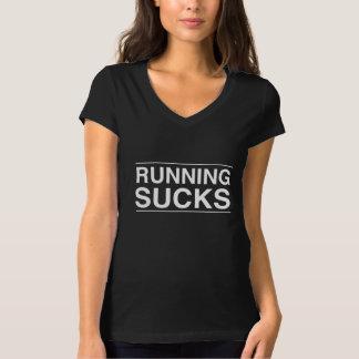 Running Sucks Tee Shirt