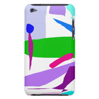 Running Sweat Drink Shoes Consciousness Road iPod Touch Cases