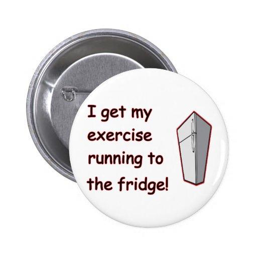 Running To The Fridge Pins