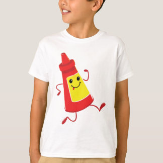running tomato sauce T-Shirt